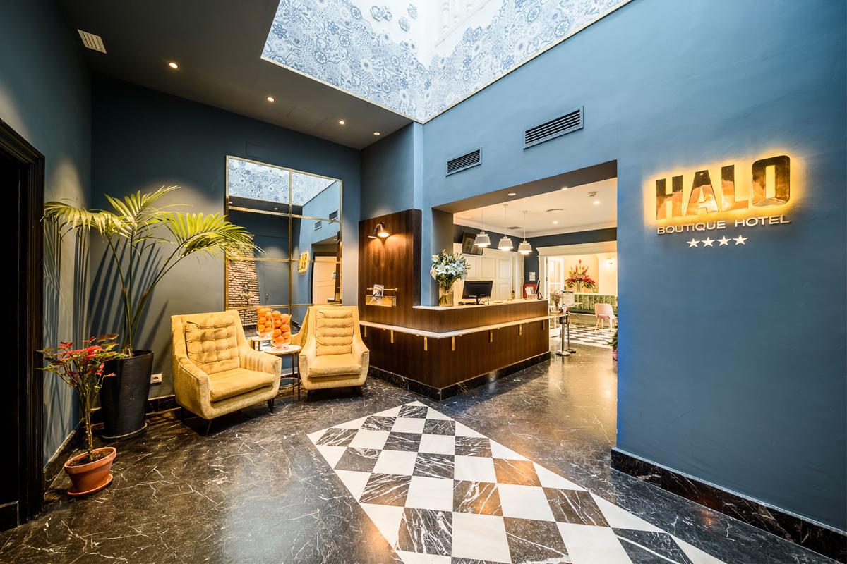 HOTEL HALO ENTRADA